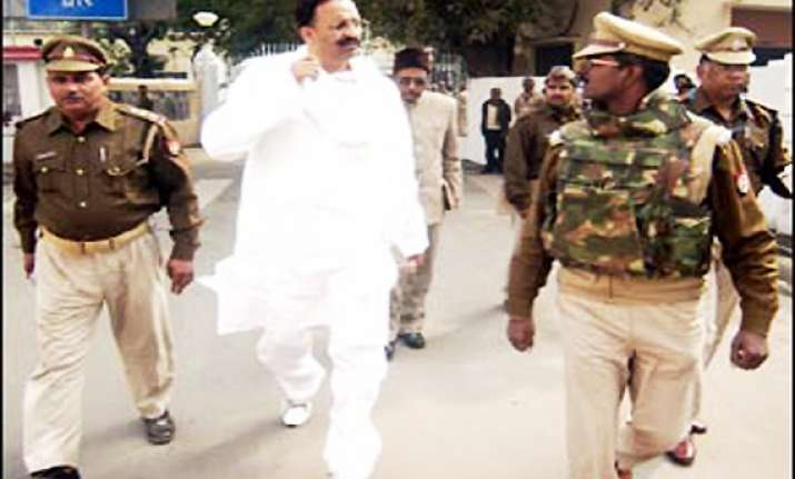 gangsters jump into up poll fray
