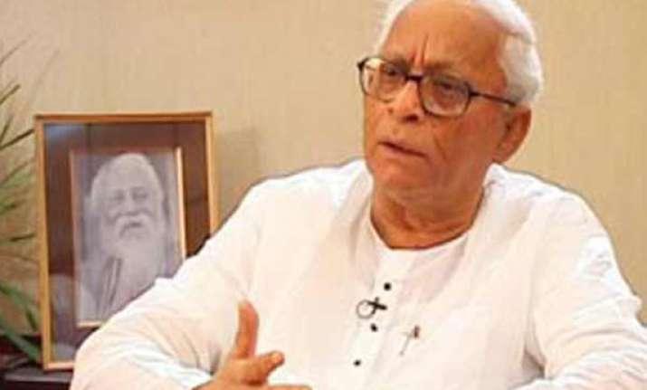 gap between left trinamool congress narrowing buddhadeb