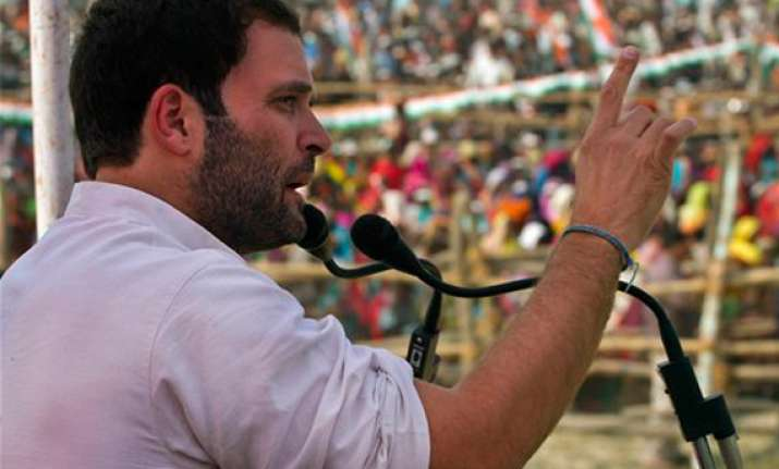 get ready for ls polls rahul tells amethi workers