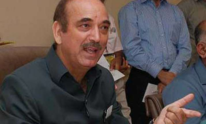ghulam nabi azad told to prove his identity