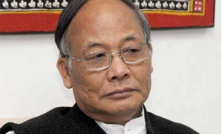 government calls all party meeting in manipur