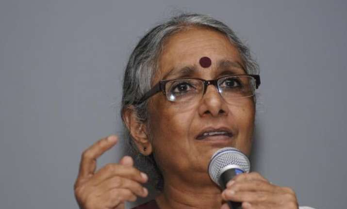 government not serious about critical issues aruna roy
