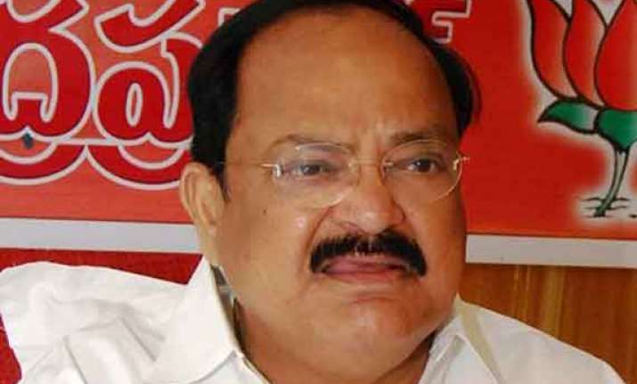 govt will be happy to have a recognised lop in ls naidu