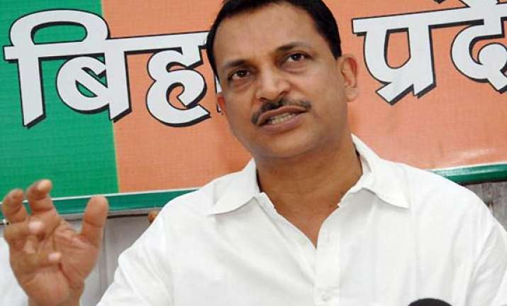 govt scared of rti act attempting to dilute it bjp