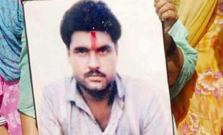 govt failed to bring back sarabjit says bjp