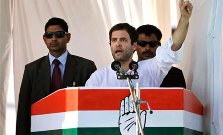 gujarat polls rahul gandhi to campaign again saturday