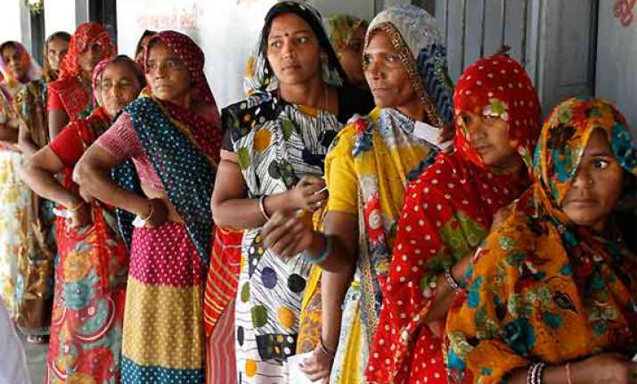gujarat set for final round of polling
