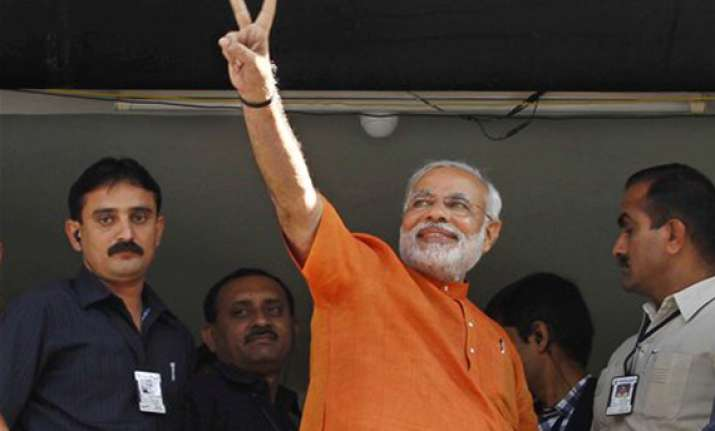 gujarat set for vote count bjp confident