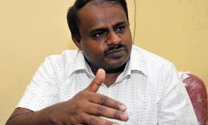 hc verdict is victory of truth and dharma kumaraswamy