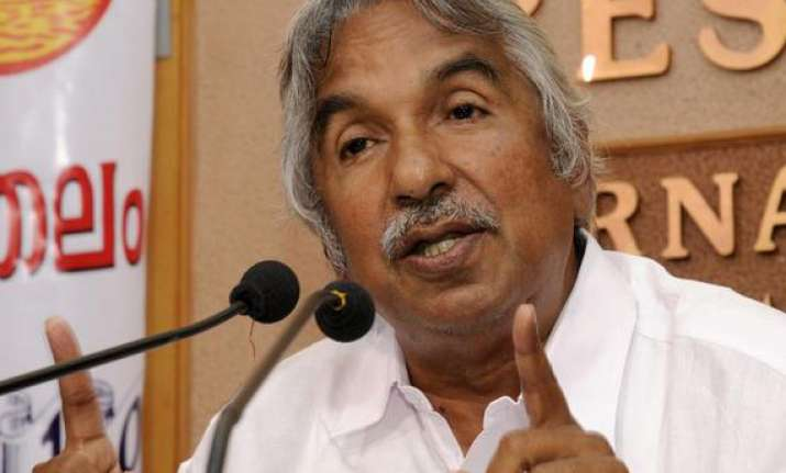 has chandy weathered the solar scam storm