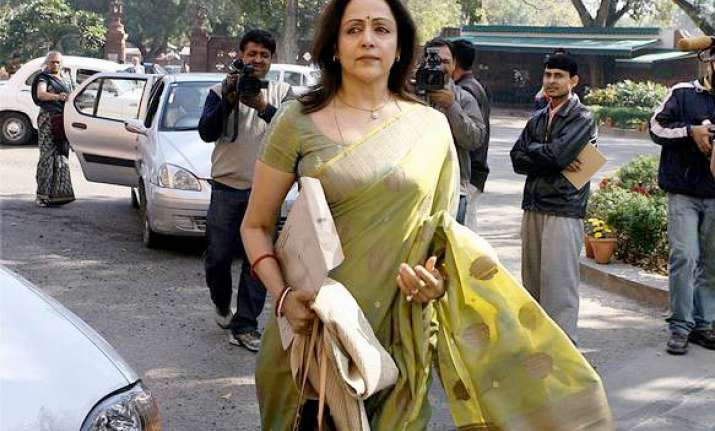 hema malini to be bjp candidate from karnataka for rs bypoll