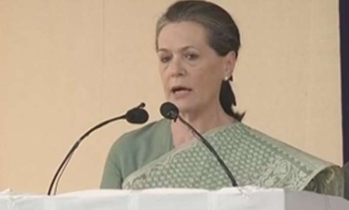 highlights of pm sonia speeches