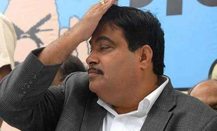 home ministry denies reported bugging at nitin gadkari s