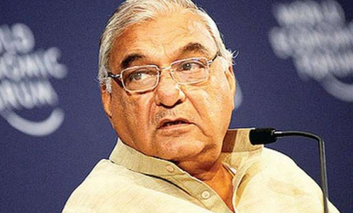 hooda inquires about chautala s health