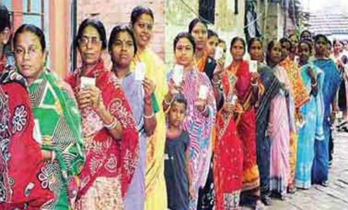 howrah bypoll 15.9 pc votes cast in first two hrs