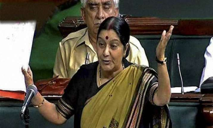 hyderabad blasts opposition slams govt for intelligence