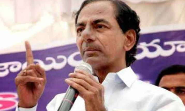 hyderabad needs two more airports says kcr