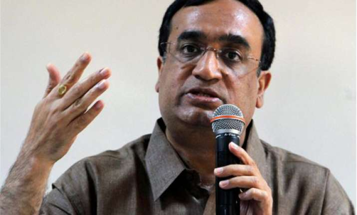 i am not a missing mp says ajay maken