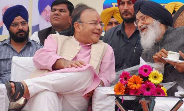 i am not an outsider says jaitley