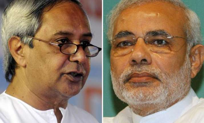 i am not comfortable with idea of modi naveen patnaik