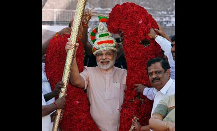 i don t know why tamil people sent chidambaram to delhi modi