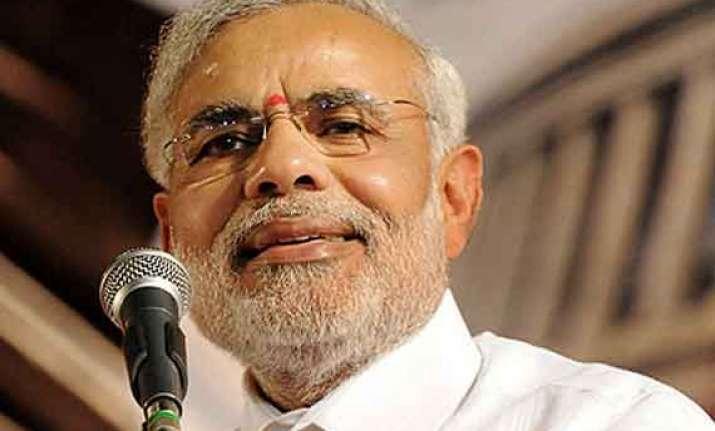 i have had no work for last 14 years says narendra modi
