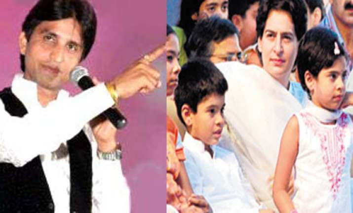 i have told my kids to bow before priyanka vadra s children