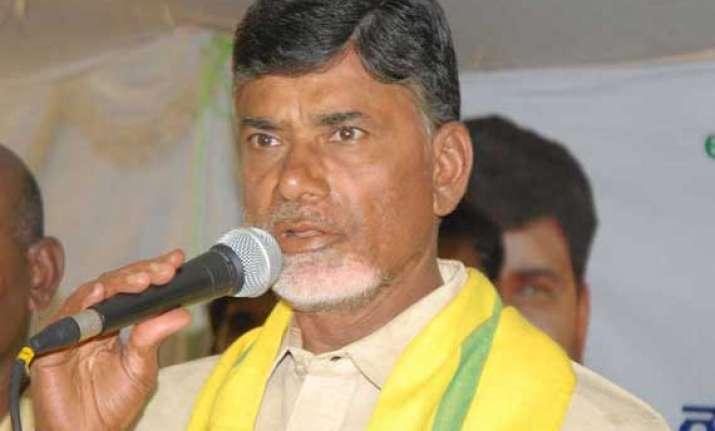 i want to be bjp s colleague says chandrababu naidu