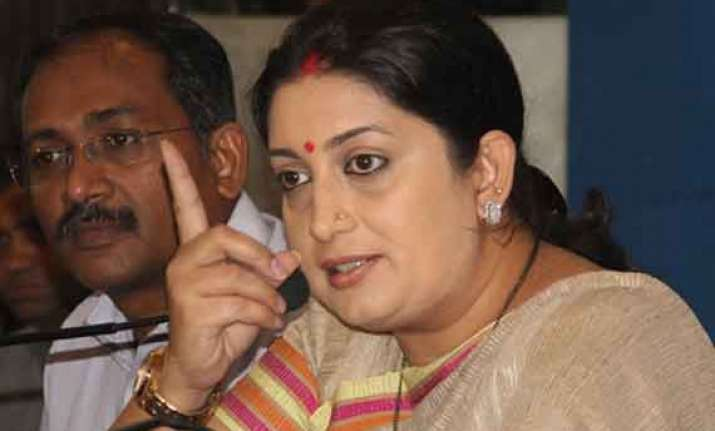 i was referred to as burden at my birth says irani