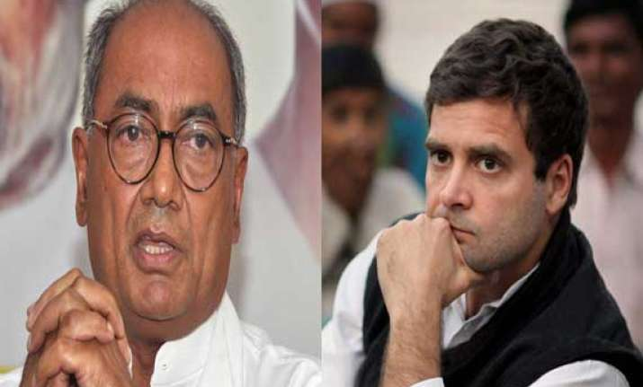 i will never go back on my words digvijay on rahul comments