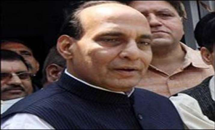i will not become up cm says rajnath