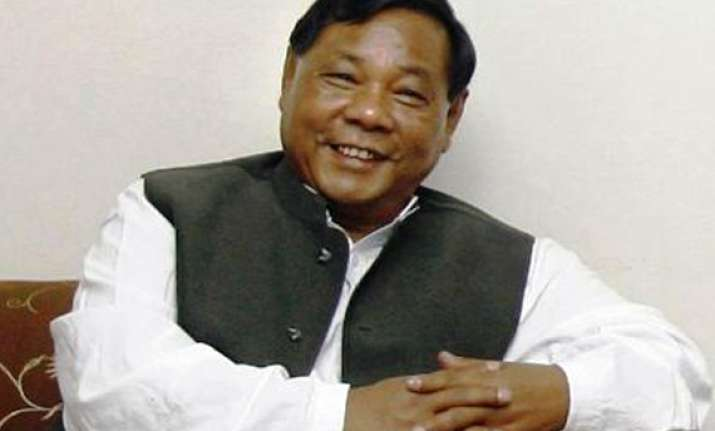 i am still in the prez race says sangma
