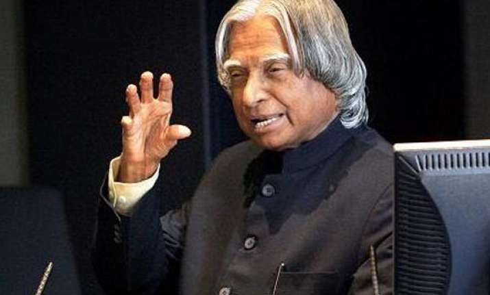 i have been president that experience is enough says kalam