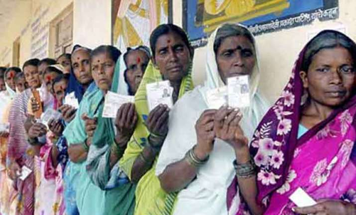 in madhubani candidates find going not so easy