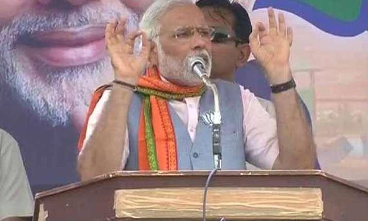 in pics narendra modi s kerala rally