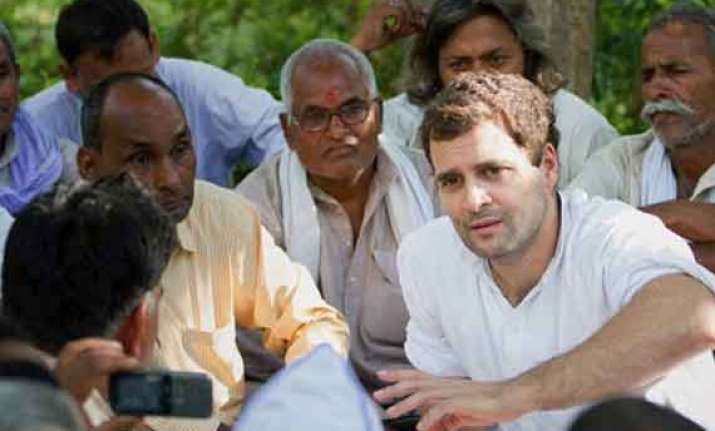 in a first rahul gandhi in amethi on polling day