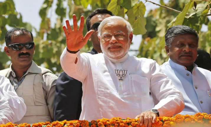 in victory modi reaches out to opposition