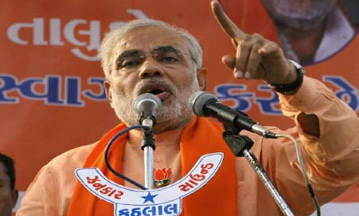 increase in terror activities due to inaction says modi