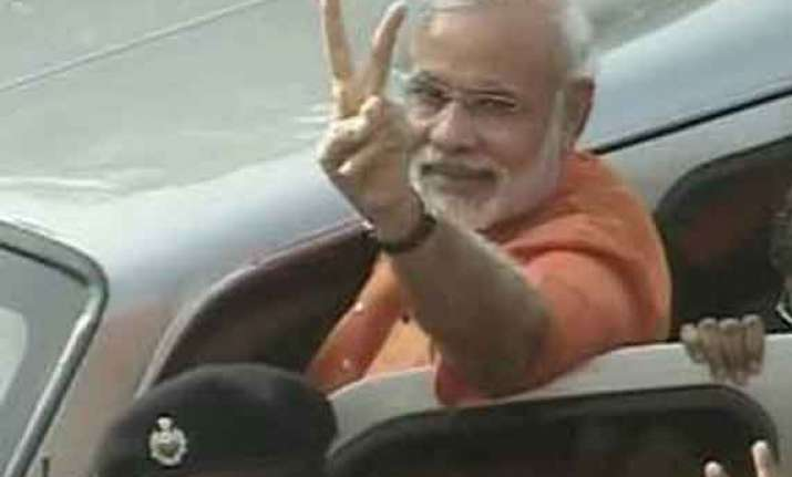india has won good days ahead modi