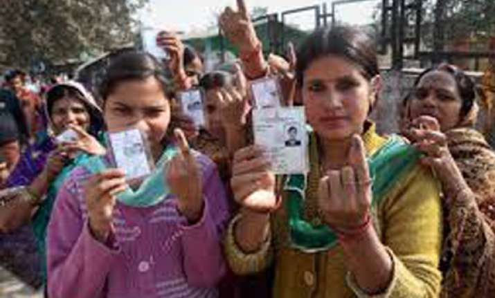 india starts voting a fortnight from today
