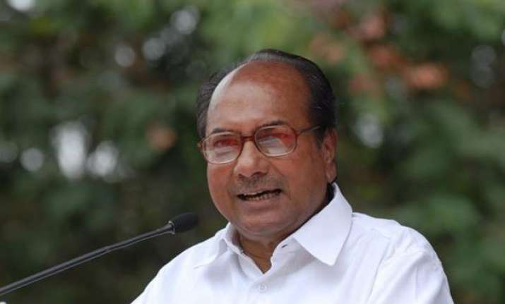 corruption remark was not to target anyone antony
