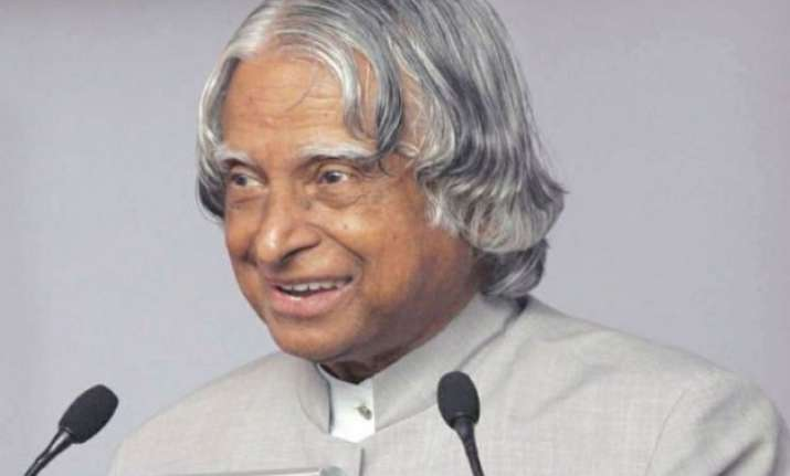 former president apj kalam no more leaders condole the