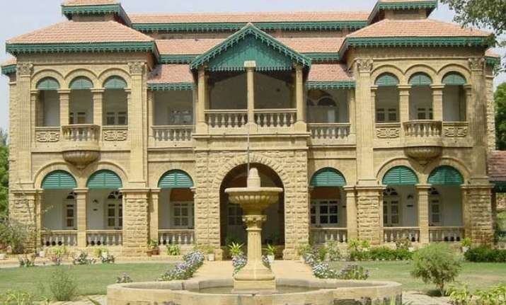 convert jinnah house into maulana azad memorial congress