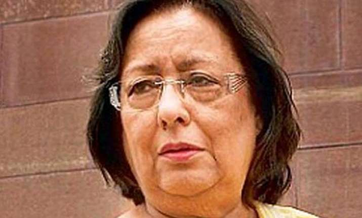 don t join is heptullah urges india s youth