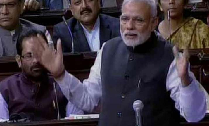 opposition seeks pm modi s statement in rs on release of