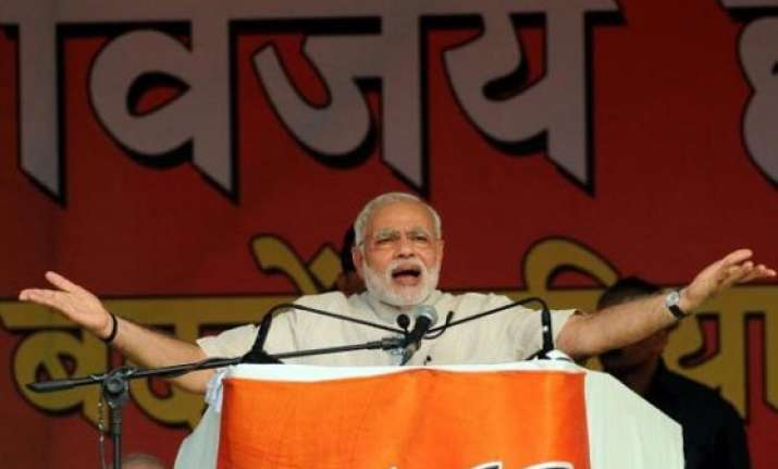 maharashtra polls pm narendra modi to address three