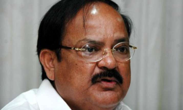 civic bodies must share financial status with citizens naidu