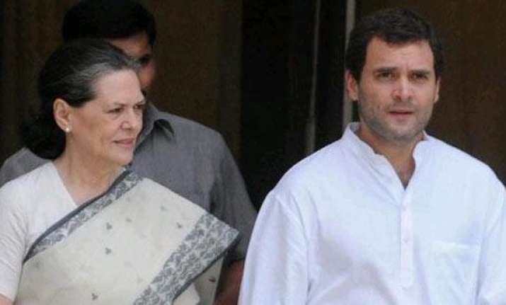 congress wins 3 of 6 haryana seats where sonia rahul