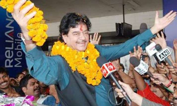 bjp and i made for each other shatrughan sinha