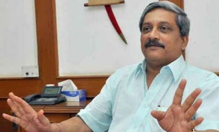 army wasn t late in reacting to bodo attack parrikar